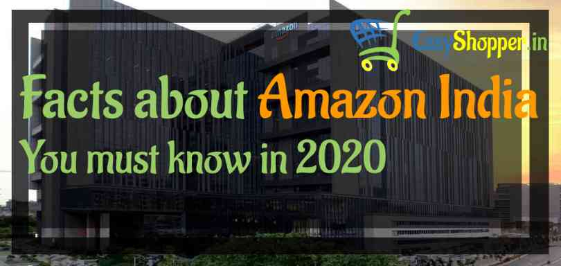 Top 7 Interesting Facts about Amazon India