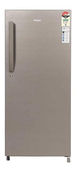 Haier 195 L 4 Star Direct-Cool Single-Door Refrigerator